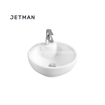 white art ceramic import basin western bathroom sinks