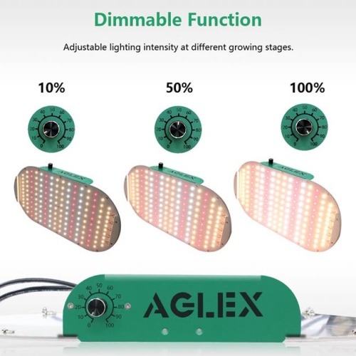 Aglex Grow Light LED 1000w for indoor plants