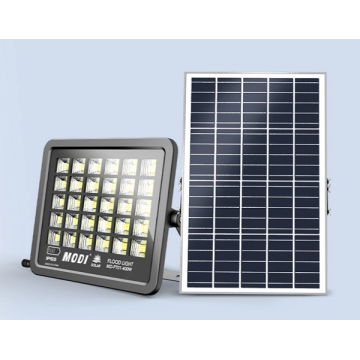400W High Brightness Solar flood lights