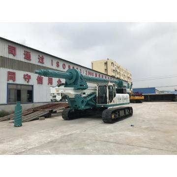 crawler pile foundation rig machine