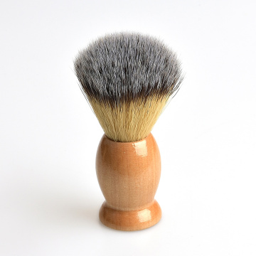 synthetic badger hair shaving brush for men grooming