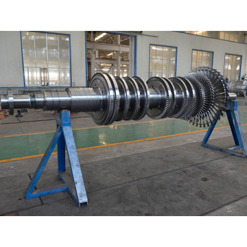 10MW High Speed Back Pressure Steam Turbine