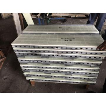 Steel Basket Timber Formwork for House-Building System