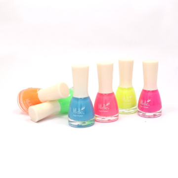 Glow in The Dark Nail Art Polish Varnish