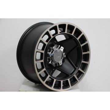 17x9.0 Black alloy wheel