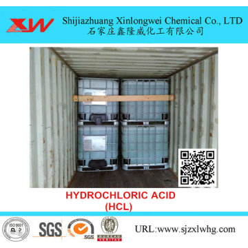 2018 HCL Hydrochloric Acid in Oil and Gas
