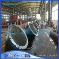 Welded steel hot bend pipe