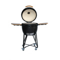 Red Charcoal Kamado Grill Barbecue