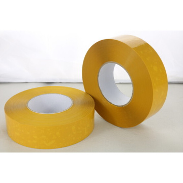 Water Based Acrylic Yellow Bopp Carton Sealing Tape