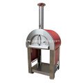 Deluxe Wood Fired Pizza Oven For Outdoor