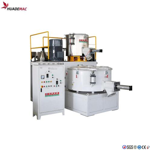 Plastic Power Hot Cool High Speed Mixer