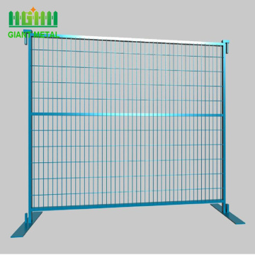 Cheap 6ftx10ft used outdoor construction Temporary Fence