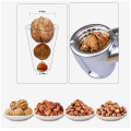 Crack almond Walnut Pecan Hazelnut Hazel Filbert Nut Kitchen Nutcracker shell Clip Tool Clamp Plier Cracker