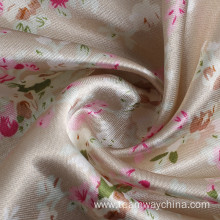 Printed Polyester Chiffon Fabric for Dress