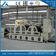 Automatic Grade ALSL-2300 carding machine wool carding machine machinery