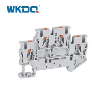 Double Level Terminal Block Interconnected