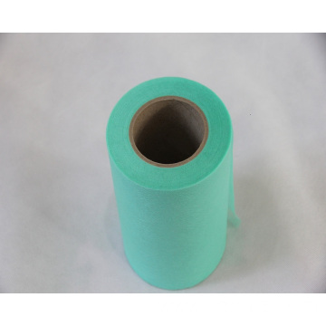 Disposable green mask non-woven fabric