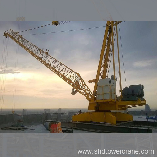 roof top crane on the top WD3520