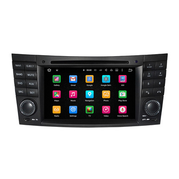 Rádio de carro do GPS Carplay 7inch do Benz