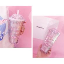 Wholesale Dreamy Star Plastic Juice Bottle