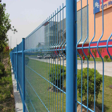 Iron Metal Type welded wire mesh fencing