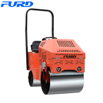 0.8Ton Ride Type Vibration Double Drum Road Roller