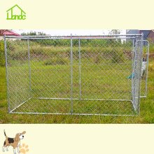 3x3x1.82m Large Galvanized Pet Dog Kennel Cage