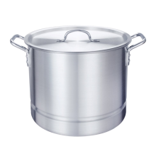 16Qt. Aluminum Tamale and Seafood Steamer Pot