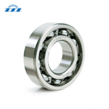 6200 Open Deep Groove Ball Bearings