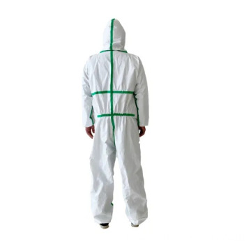 Isolation Gown Coverall Disposable Protective Clothing Safety Disposable Coverall