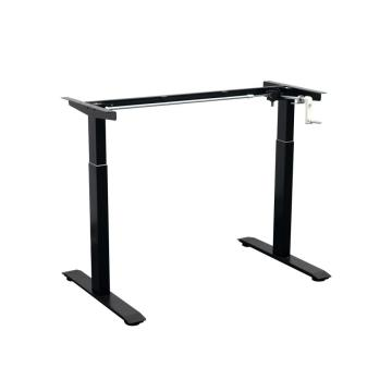 Hand Crank Stand Up desk Manual Standing Desk