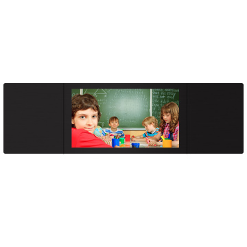 lcd touch screen smart blackboard interactive