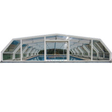 Hard Top Swimming Drain Pool Automatic Cover