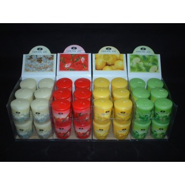 High Quality Votive Scented Candles for Decoration