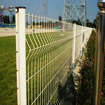 0.8m Panel Height 3d fence
