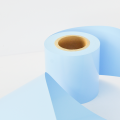 blue polystyrene PS roll plastic sheet for printing
