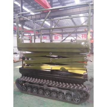 10m CE Good Price Professional Automatic Crawler Lift