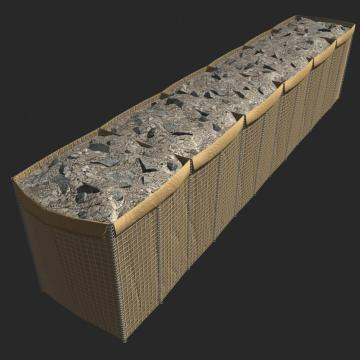 used hesco barriers price