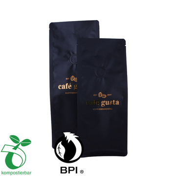 Chinese supplier coffee bean packaging bag