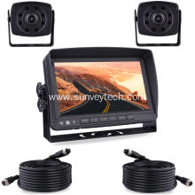 Wired CMOS Backup Camera System