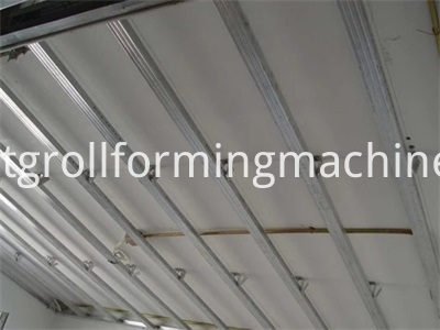 Light Steel Framing U channel Forming Machines