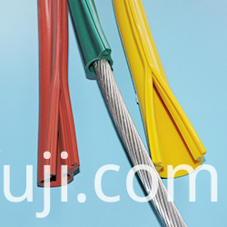 SINOFUJI 110KV Snap-on Silicone Rubber Insulated Sheathed Tube