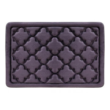 Easy To Dry Memory Foam Bath Mat