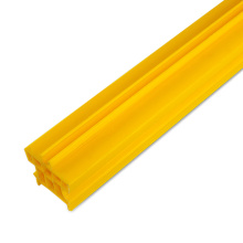 Good Quality ABS Plastic Extrusion Profile Strip