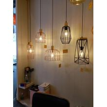 Modern Simple Design Iron Pendant Light