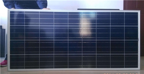 150Wp PV panel for solar street light
