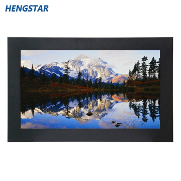 32 Inch TFT Panel Industrial Touch Screen Monitor