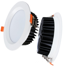 Aluminum Round Fixture Ceiling SMD Recessed Led Downlight