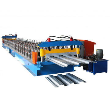steel floor decking roll forming machines