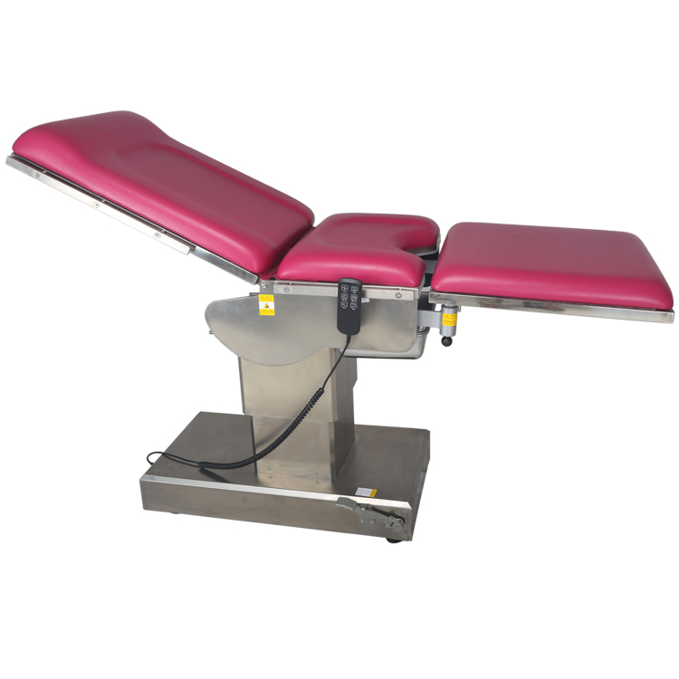 Hospital Obstetric and Gynecology Table